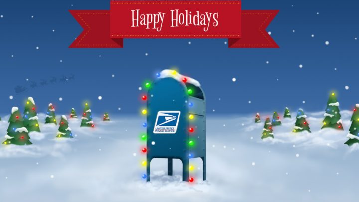 US Postal Service Holiday Schedule
