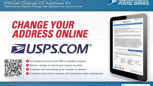 What is USPS Movers Guide Online